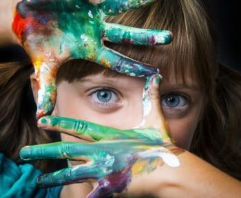 تربیت کودک خلاق